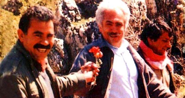 Öcalan'ın çiçeğini kabul ettiğinize pişman mısınız?