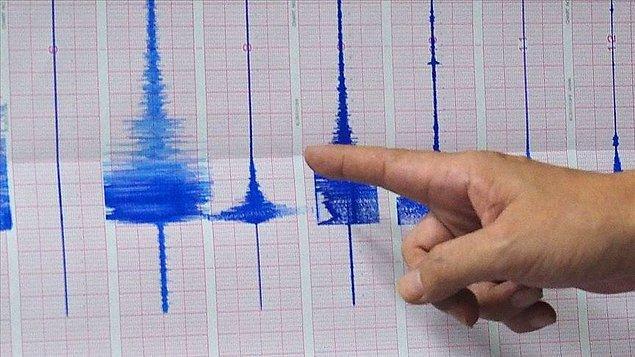 Muş'un ardından, sabah 9'da bir deprem haberi de Malatya'dan geldi