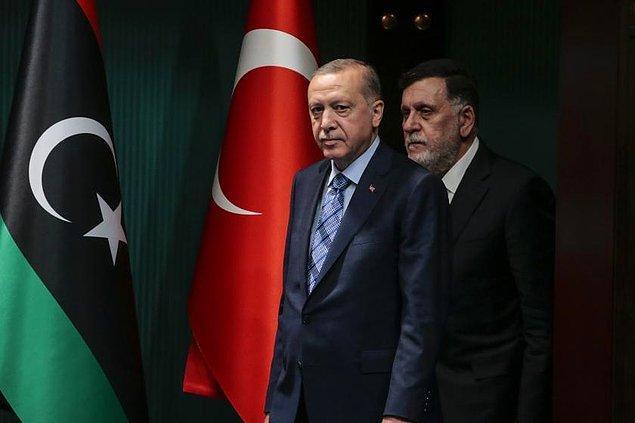 Libya'da Sarrac'ın görevi bırakması