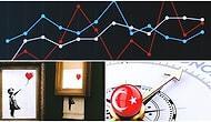 """Saadet Büyük Yazio: Bansky'nin """"Love Is In The Bin"""" Eseri Kadar Gerçek Türkiye Ekonomisi"""