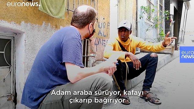 Birçoğu ülkesindeki ekonomik çöküntüden kaçtı. Daha iyi bir yaşam ümidiyle Türkiye'ye geldiler.