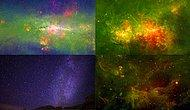 Yaklaşık 400 Bin Fotoğraftan Oluşturulan Video ile Samanyolu Galaksisi'nde İnanılmaz Bir Yolculuğa Çıkmaya Hazır mısınız?