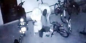 Gaziantep'te Bir Çift, Oğullarıyla Kavga Eden Komşu Çocuğunu Garajda Kıstırıp Dövdü