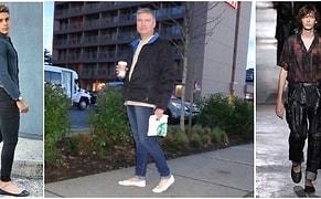 Daha Babet Çoraplarına Alışamamışken Bu Çok Ağır Gelebilir: Erkekler İçin Babet Ayakkabılar Moda Oluyor