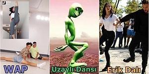 Bir Anda Hayatımıza Girip Herkesi Etkisi Altına Aldılar: Hem Kendisinin Hem de Dansının Çılgınca Popüler Olduğu 12 Şarkı