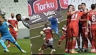 İstanbul'da Kazanan Çıkmadı! Yine Hakemin Konuşulduğu Beşiktaş-Antalyaspor Maçında Yaşananlar ve Tepkiler