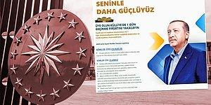AKP İlçe Teşkilatından Kampanya: Partiye Üye Olun, Külliye'de 1 Gün Geçirin