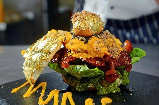 10. Glamburger