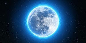 İlkleri Bir Araya Getirecek: 31 Ekim'de 'Mavi Ay' Tüm Dünyadan Gözlemlenecek