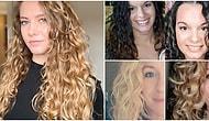 """Kıvırcık veya Dalgalı Saçlara Sahip Olanların Doğal Buklelerine Geri Kavuşmasını Sağlayacak """"Curly Girl Method"""", Yani Kıvırcık Kız Yöntemi"""