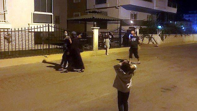 Deprem, Adana ve Aksaray'da da hissedildi.