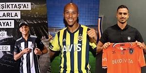 Transfer Merkezi Burada! Süper Lig Kulüplerinde Bu Sezon Tüm Gelenler ve Gidenler