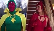 Marvel'ın Yeni Dizisi WandaVision'dan İlk Fragman Geldi