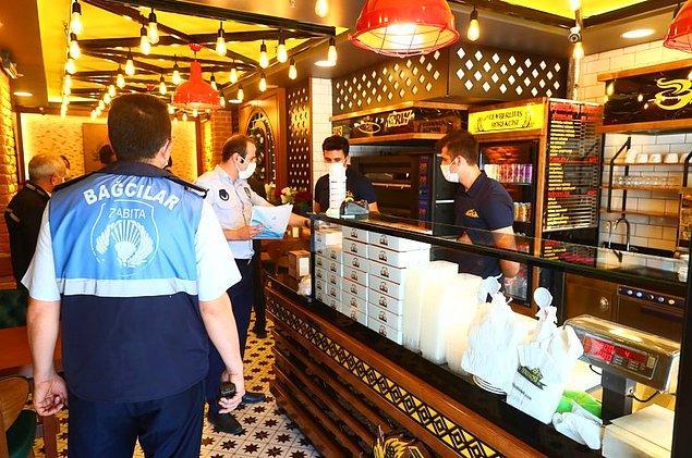 Kafe ve restoranların denetimi sıklaştırılacaktır