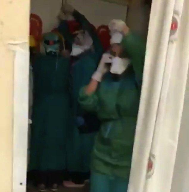 Ankara İl Sağlık Müdürlüğü geçmiş olsun ziyaretinde bulunacak