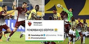 Kadıköy'de Gol Sesi Çıkmadı! Hatayspor'un 9 Kişi Tamamladığı Maçta Yaşananlar ve Tepkiler