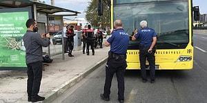 Bursa'da Halk Otobüsü Şoförü, Maske Tartışmasında Yolcuyu Bıçakladı
