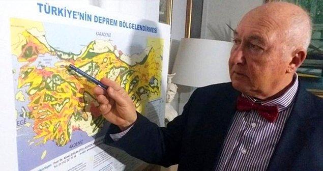Prof. Dr. Ahmet Ercan: Büyük depremin alıştırması