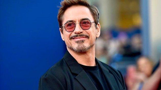 18. Robert Downey Jr.