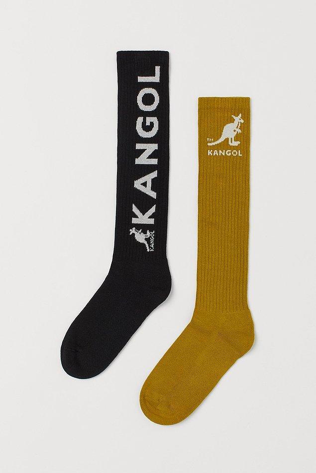 19. H&M çoraplar çok beğenilenler arasında...