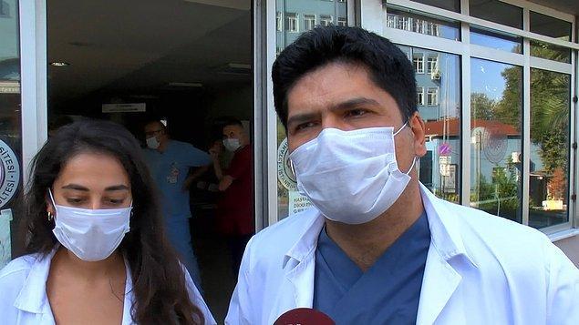 Ameliyata giren doktor: Kalıcı hasar kalabilir