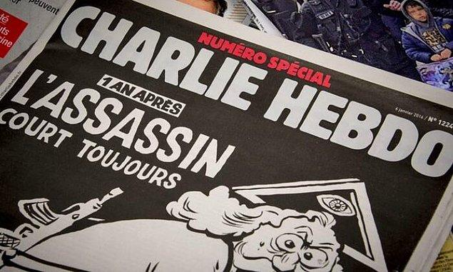Charlie Hebdo saldırısı
