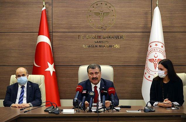 """""""Türkiye genelinde daha sert tedbirler almak gibi bir yaklaşımımız yok"""""""