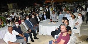 AKP'lilerin Düğününde Salgın Uyarısı Yapan Polise Sürgün