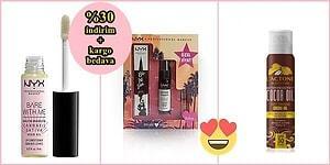 Cildinin Işıltısını Instagram Filtresi Kullanmadan Göstermeni Sağlayacak 20 İndirimli Kozmetik Ürün