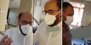 Babasının Ölümünden Doktoru Sorumlu Tutan Kişi Açık Açık Tehdit Etti: 'Defol Git Trabzon'dan, Benim Acım Sıcakken Senin Çocuklarını Yetim Bırakmak İstemem'