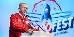 Erdoğan: İHA Alanındaki Başarıyı Otomobil ve Uçan Arabalarda Yakalayacağız