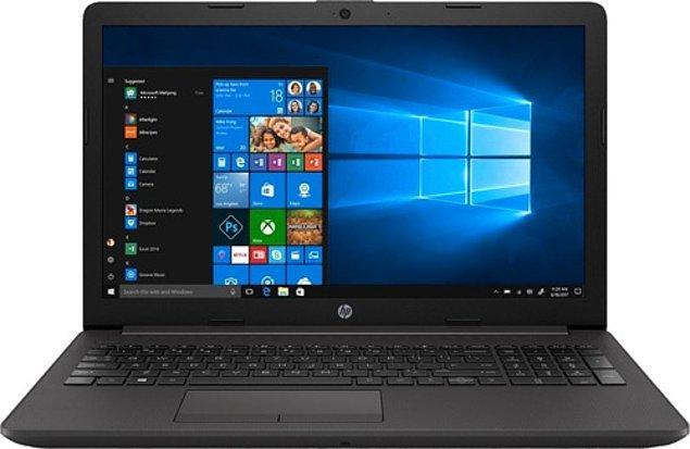 "8) HP 250 G7 1B7G7ES N4000 4 GB 256 GB SSD UHD Graphics 600 15.6"" Full HD Notebook"