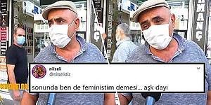 'Feminizm Nedir?' Sorusuna Verdiği Cevabı ile Gündem Olan Dayı: 'Özgürleşme Adı Altında Erkekleşme de Çok Tehlikeli'