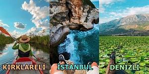 Çılgınlar Gibi Gezmek İsteyen Ama Gezecek Yer Bulamayanlara Özel: Türkiye'nin Dört Bir Yanından Gidip Görmek İçin Can Atacağınız 10 Yer