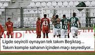 Kartal Konya'da 4 Golle Bozguna Uğradı! İH Konyaspor-Beşiktaş Maçında Yaşananlar ve Tepkiler