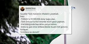 Suudi Arabistan'ın Türk Mallarına Getirdiği Ambargo Gündemde