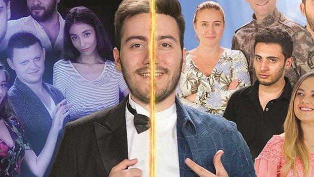 16. Enes Batur: Hayal mi Gerçek mi? (IMDb: 4,0)