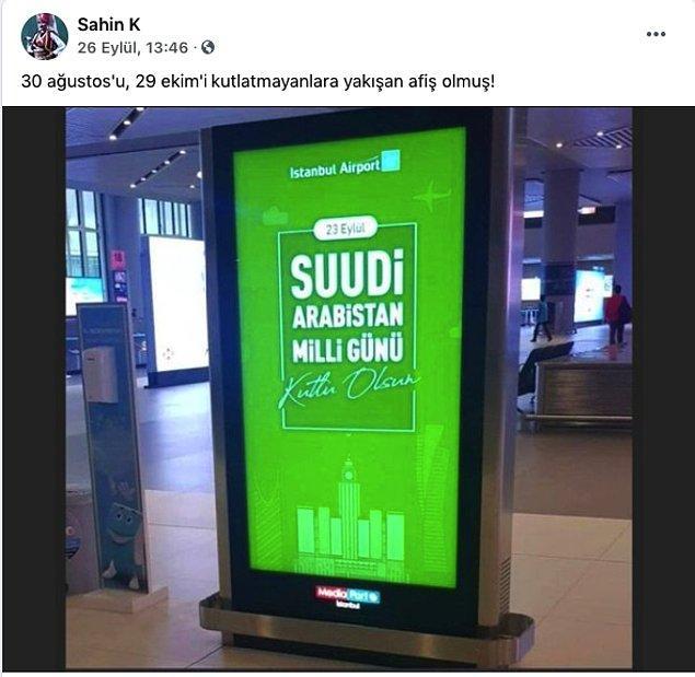 Sosyal medya hesaplarını da oldukça aktif kullanan Şahin K., en çok Facebook üzerinde varlığını sürdürüyor. Muhalif kimliğini de sergilemekten hiç çekinmiyor.