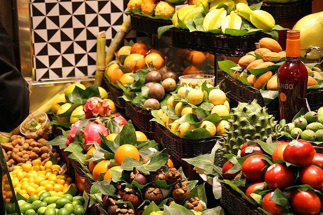 Sağlıklı bir cilt için sağlıklı ve dengeli beslenin…