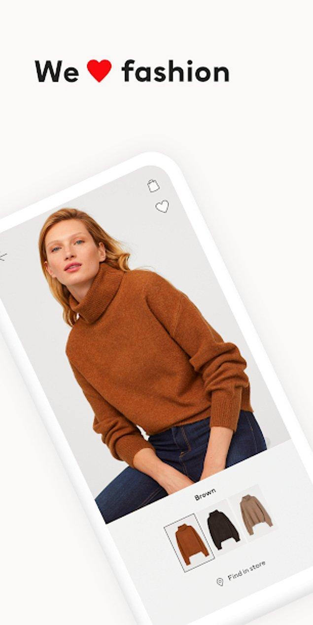7. H&M'de haberlere abone olduğunuzda istediğiniz bir üründe %10 indirim hakkınız oluyor. Ayrıca H&M uygulamasını indirirseniz indirimlerden ilk sizin haberiniz olacak. Önceliğiniz olacağı için stoklar tükenmeden indirimden istediklerinizi kapabilmek için de şansınız artacak.
