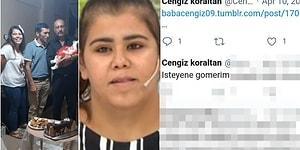 Esra Erol'da Komşusunun Karısıyla İlişkisi Olduğu Ortaya Çıkan Cengiz'e Ait Olduğu İddia Edilen Müstehcen Tweetler Ortaya Çıktı