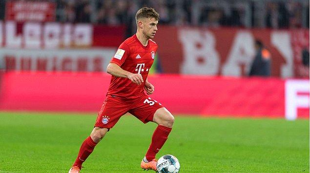 6. Joshua Kimmich - 85 milyon euro