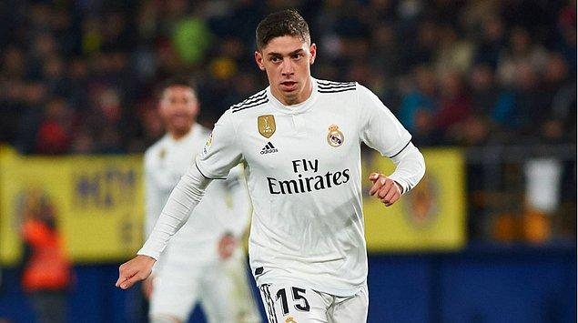 15. Federico Valverde - 54 milyon euro