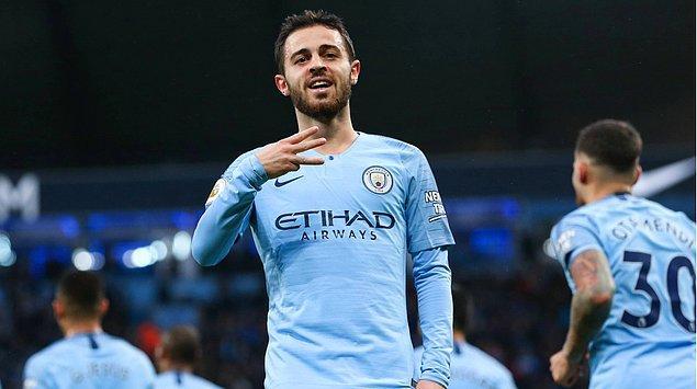 20. Bernardo Silva - 80 milyon euro
