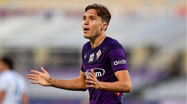 25. Federico Chiesa - 48 milyon euro