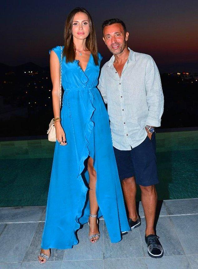 13. Emina Jahoviç, eski eşi ve çocuklarının babası Mustafa Sandal'dan 6 cm daha uzun.