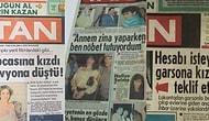 Ama Kafalar Nasıl Güzel! Geçmiş Dönemlerde Türkiye'deki Gazetelerde Yayınlanan Akıllara Zarar 15 Haber