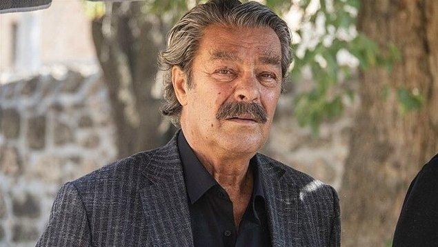 6. Yeşilçam'ın en yakışıklı jönlerinden Kadir İnanır 71 yaşında ve hiç evlenmedi.
