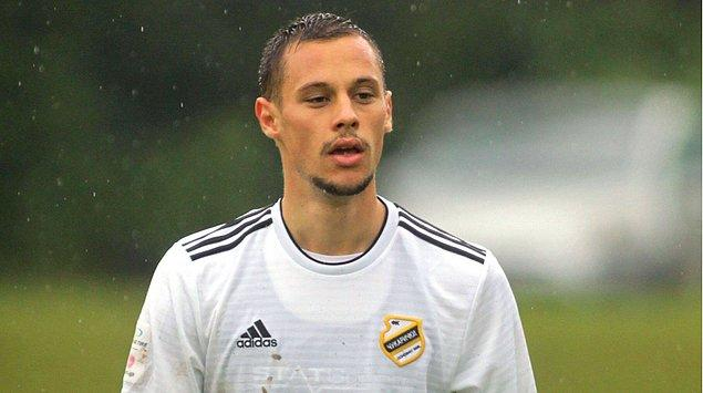 86. Veljko Birmančević - 1.3 milyon euro