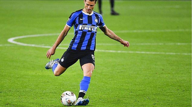 87. Antonio Candreva - 5 milyon euro